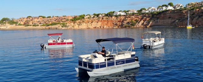 Licence Free Boat Rental Mallorca
