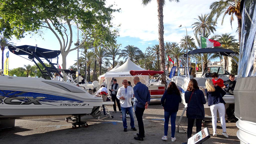 Juerg - Palma Boat Show 2016