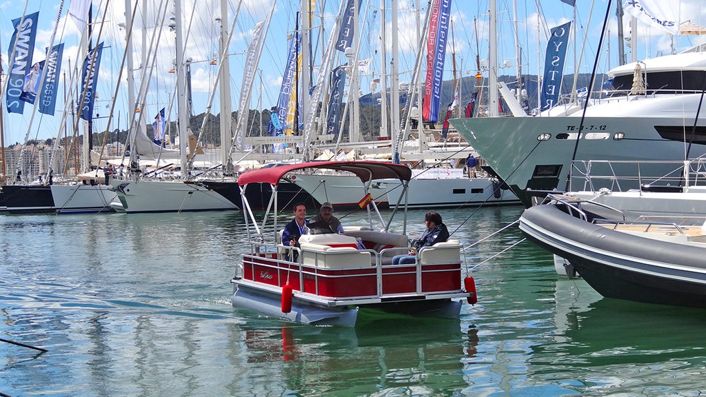 Sea Trials - Palma Boat Show 2016