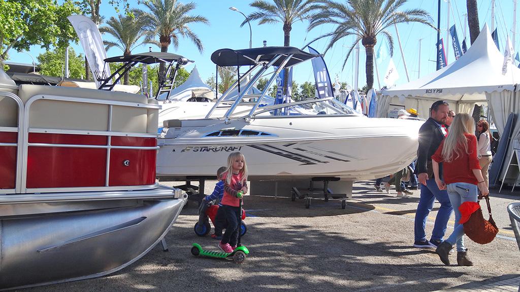 Sunchaser Red Girl 2 - Palma Boat Show 2016